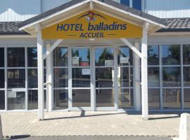 Hotel Photo: Hôtel balladins Vigneux-sur-Seine