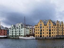 Hotel near Ålesund