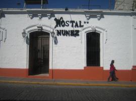 Hotel photo: Hostal Nuñez