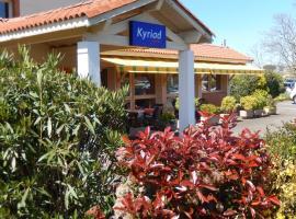 Hotel Photo: Kyriad Toulouse Blagnac Aéroport
