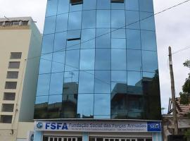 A picture of the hotel: Residência FSFA