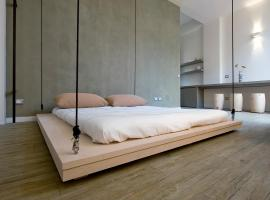 Hotel photo: Space is Luxury - Design House