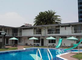 A picture of the hotel: Hotel Plaza