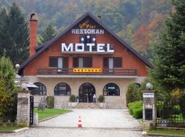Hotel near Gračanica