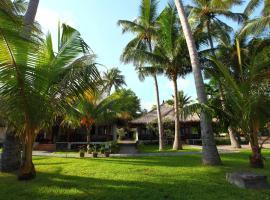Hotel near Flores