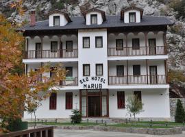 호텔 사진: Hotel Marub