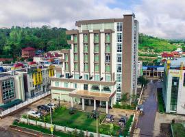 Hotel near Lashio