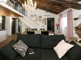 Фотография гостиницы: Farnese Luxury Apartment