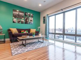 Hotel Foto: STUNNING PENTHOUSE w/ VIEWS - 10 MINS to TIMES SQ