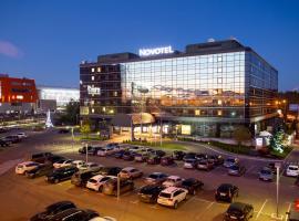 Hotel Photo: Novotel Sheremetyevo Airport