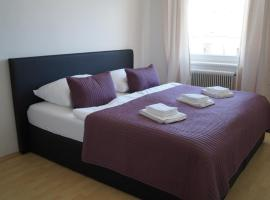A picture of the hotel: Herbststrasse Apartment