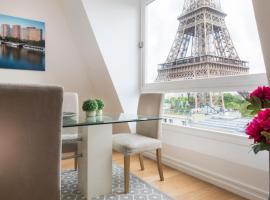 รูปภาพของโรงแรม: Résidence Charles Floquet