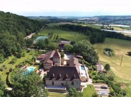 Hotel Photo: Chambres d'Hôtes de Charme du Château de Missandre