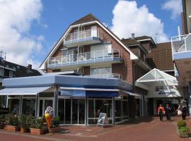 Hotel foto: App-in-der-Seemeile-Wohnung-2-17