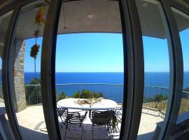 Hotel photo: Villa Aegean Balcony