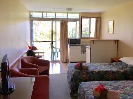 Hotel photo: The Polynesian Apartments