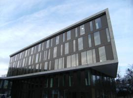A picture of the hotel: Jugendherberge Stuttgart Neckarpark