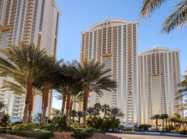 Hotel photo: Fallon Luxury Rentals at The Signature