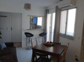 Fotos de Hotel: Apartment close to Promenade des Anglais