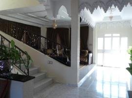 ホテル写真: Duplex a Kenitra