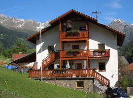 Hotel photo: Haus Möslehof