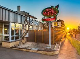 Hotel near Bendigo