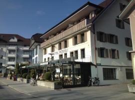 Hotel photo: Hotel & Restaurant Rössli