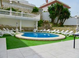 A picture of the hotel: Villa Lux