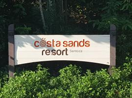 Hotel photo: Costa Sands Resort, Sentosa