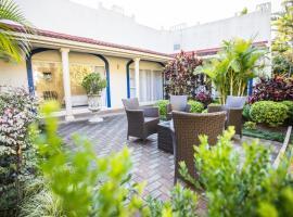 Hotel photo: Santorini Guesthouse