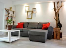 Hotel photo: Centre Historique de Montpellier, calme et cosy