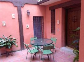 A picture of the hotel: Apartamentos Sinagoga