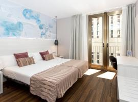 Hotel Foto: Hostal Operaramblas