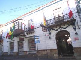 Zdjęcie hotelu: Las Torres Hostal