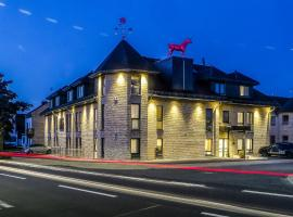 Hotel photo: Hotel Rotes Einhorn ****