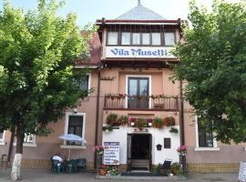 Hotel photo: Vila Musetti