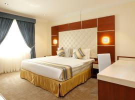 Hotel photo: Tobal Furnished Apartments Military Hospital