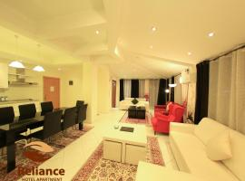 A picture of the hotel: Reliance Hotel Apartment