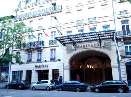 Hotel photo: Marivaux Hotel