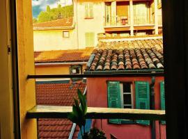Hotel Foto: Modern Mansard Vieux-Nice