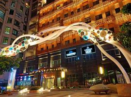 Hotel near Taiwan