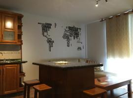 Hotel Photo: Bonito apartamento en el centro de Tazacorte con Wifi