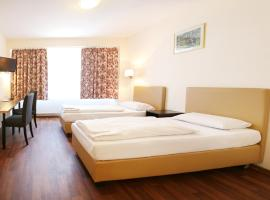 Hotel Photo: Pension Alpha Frankfurt City