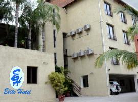 Ξενοδοχείο φωτογραφία: Elite Hotel Haiti