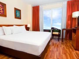 Hotel near אקוודור