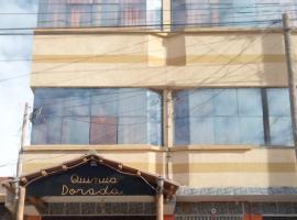 Hotel photo: Hostal Quinua Dorada