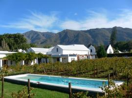 Hotel photo: The Vineyard Country House