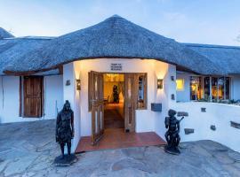 מלון צילום: Trans Kalahari Inn