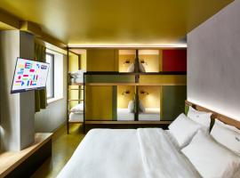 รูปภาพของโรงแรม: YOOMA Urban Lodge