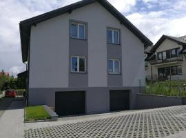 A picture of the hotel: Apartament Bursztynowy